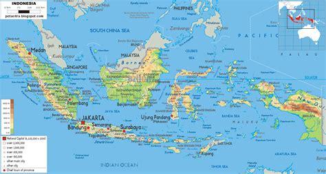 peta indonesia terbaru gratis