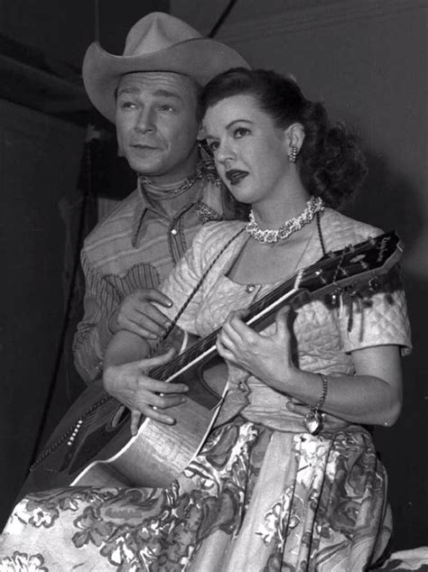 country music stars from the 40s 50s ehow roy rogers and dale evans vintage pinterest
