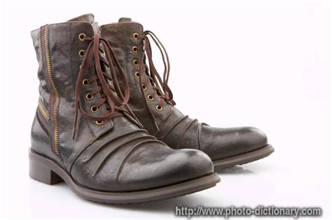boots photo picture definition at photo dictionary