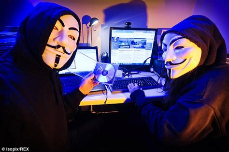 group pledges to release more info on hacking team attack anonymous claims it has exposed and destroyed isis