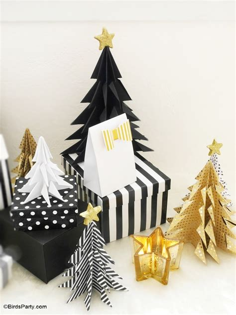 my black gold christmas party tablescape party ideas