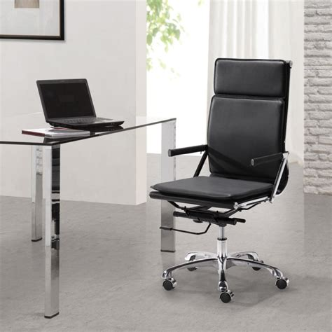 Modern Desk Chairs Modern Office Chairs With Ergonomic Shape Designs Traba Homes