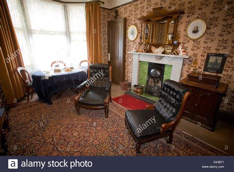the livingroom glasgow living room tenement house glasgow stock photo royalty free image 54164405 alamy