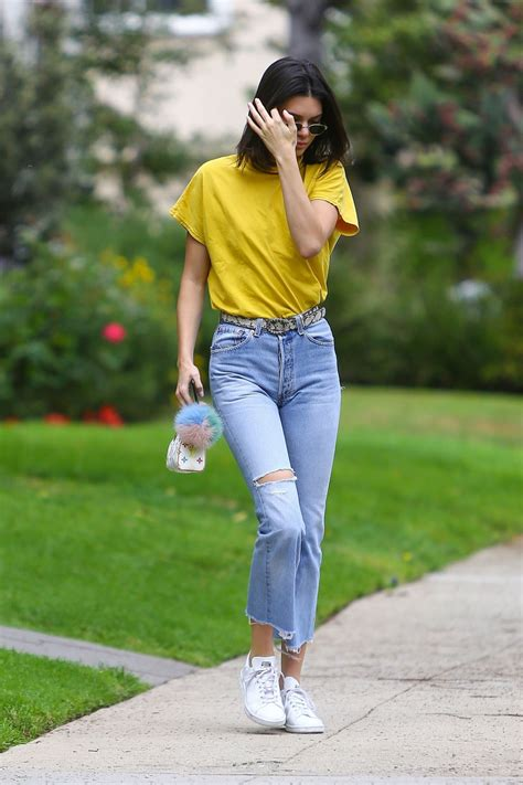 out of style 2017 kendall jenner casual style out in beverly hills 3 22 2017
