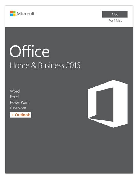 Microsoft Office 2016 For Mac Home Business Original office home business 2016 for mac retail product key