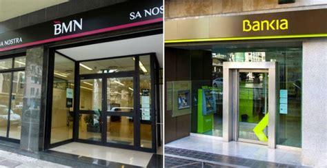 bmn madrid oficinas bankia plantea un ere de 2 510 trabajadores por la fusi 243 n