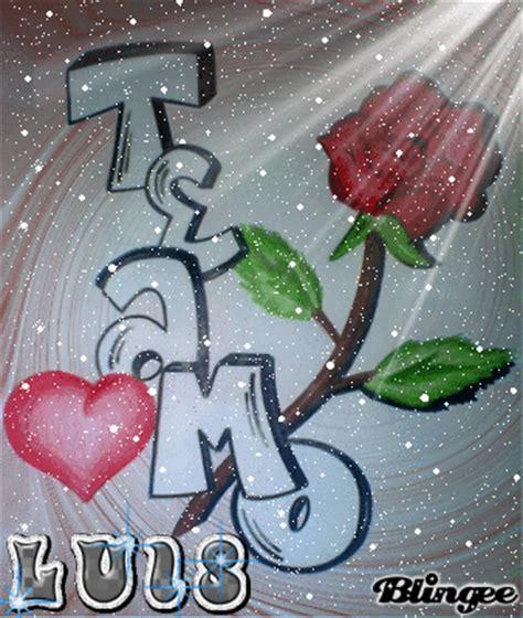 imagenes de amor para luis te amo luis fotograf 237 a 126290765 blingee com