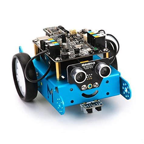 mbot for makers conceive construct and code your own robots at home or in the classroom books makeblock mbot educational robot kit makersecrets