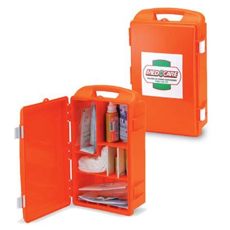 cassette mediche per aziende armadietto per allegato 2 fino a 2 persone pulindustriale