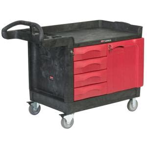 rubbermaid small storage drawers rubbermaid commercial products 26 25 small utility cart in