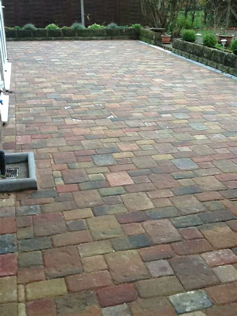 driveway and patio company best 25 block paving driveway ideas only on