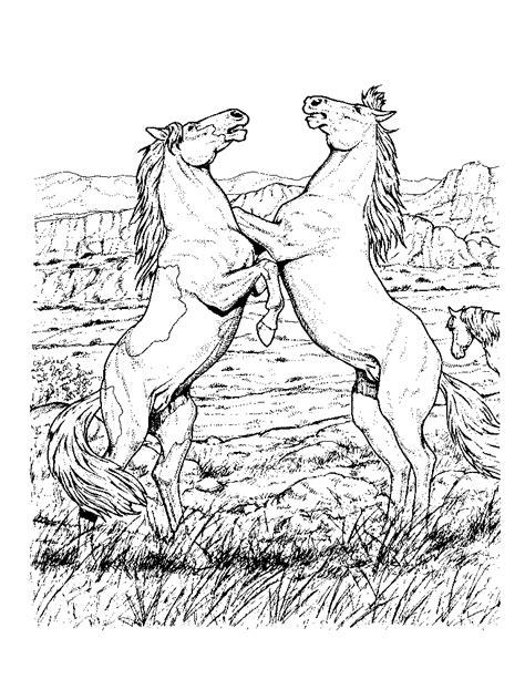 herd of horses coloring pages farvel 230 g sm 248 lfer disney figurer heste og dyr billeder