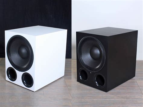 home audio speaker cabinets ww speaker cabinets introduces 21 inch subwoofer for diy