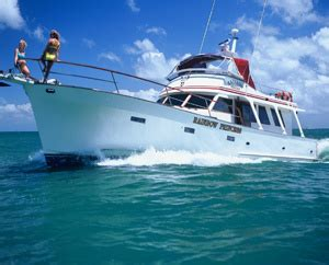 what charter boat fishing charters mackay qld rainbow princess charter boat cairns tourism town