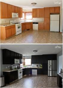How To Gel Stain Kitchen Cabinets by Gel Stain Kitchen Cabinet Makeover