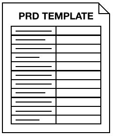 product requirements document template image collections