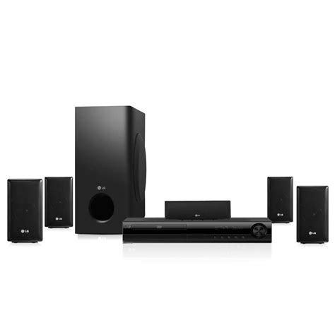Optik Home Theater Lg home theater lg ht805st 5 1 canais c karaok 234 entrada usb cabo hdmi e ripping 850 w home
