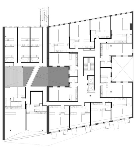 Technical Drawing Floor Plan waaaat the avenue on portage by 5468796 architecture