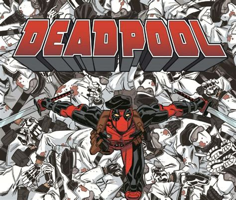 deadpool by posehn deadpool by posehn duggan vol 4 hardcover comic books comics marvel com