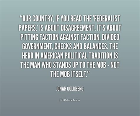 quotes about quotes about federalist papers quotesgram