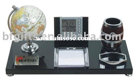 desk clock pen set wooden clock pen holder wooden clock pen holder