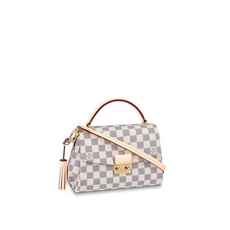 croisette damier azur canvas handbags louis vuitton