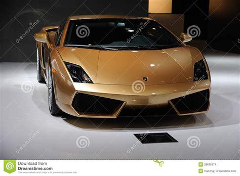 Lamborghini Italy Price Italy Lamborghini Gallardo Lp 560 4 Golden Edition