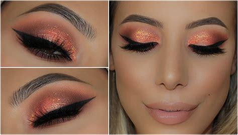 tutorial makeup peach makeup tutorial for peach dress saubhaya makeup