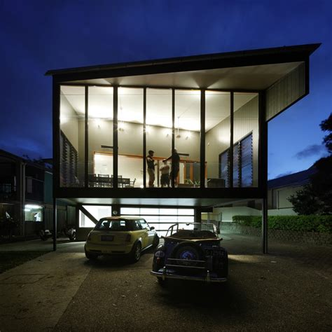 house interior lighting building supporetd with bright interior lighting effect inside the modern house