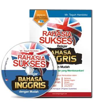 Kursus Binggris Lengkap By Teguh Handoko Bonus panduan belajar bahasa inggris otodidak by e compusoft indonesia