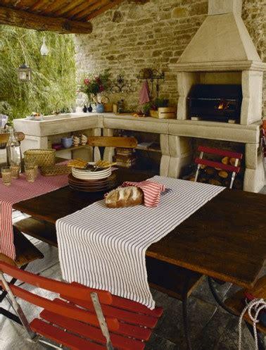 Cuisine Ete Exterieure Bois by 15 Id 233 Es Pour Am 233 Nager Une Cuisine D Et 233 224 L Ext 233 Rieur