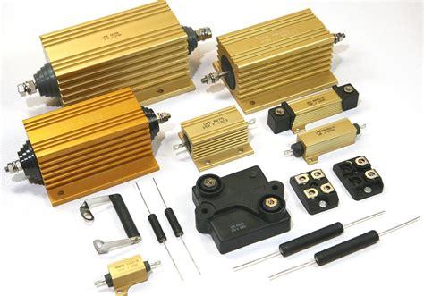 power capacitor resistor capacitors and resistors upe inc