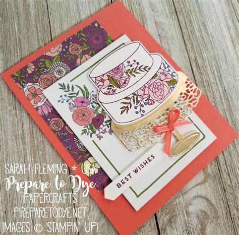 Handmade Wedding Cards For Sale - coming soon stin up handmade wedding cake card using