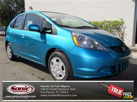 2013 blue raspberry metallic honda fit 73633305 gtcarlot car color galleries