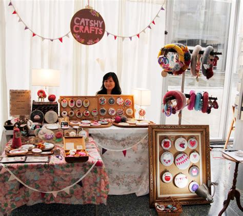 How Can I Decorate My Home Craft Fair And Trade Show Tips From Experienced Sellers