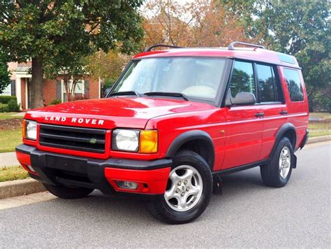 2000 land rover discovery interior 2000 land rover discovery series ii awd 4dr suv in