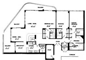 Summit Floor Plans by Summit House Marco Island Florida