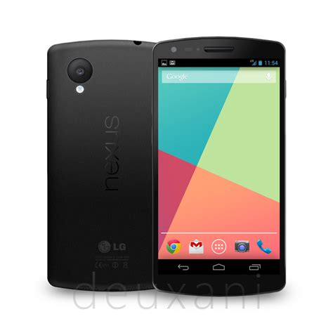 in nexus 5 i did a render of the supposed nexus 5 according to the