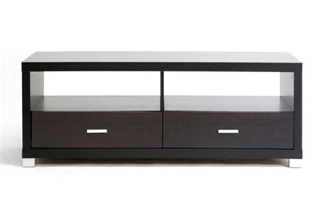Tv Stand With Drawers baxton studio derwent modern tv stand w drawers