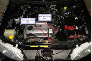 2001 Infiniti I30 Ecm 2001 Infiniti I30 The Ecm Electronic Motor Mounts