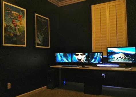 gaming setup designer 22 best images about gaming rooms setup on pinterest