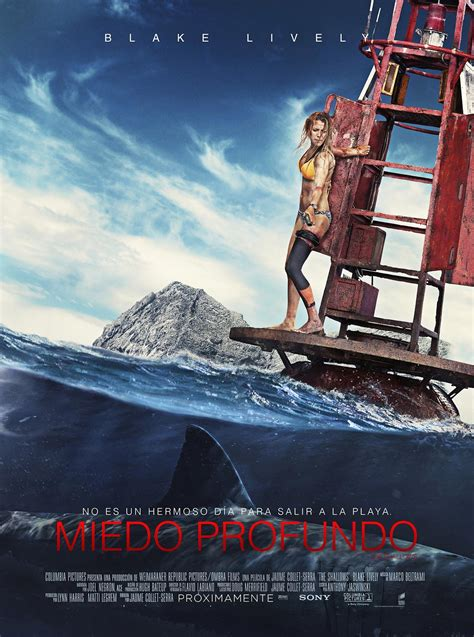 The Shallows the shallows 2016 poster 2 trailer addict