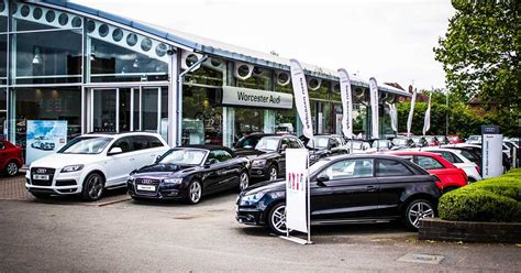 Used Car Garages In Worcester used cars in stock at worcester audi for sale