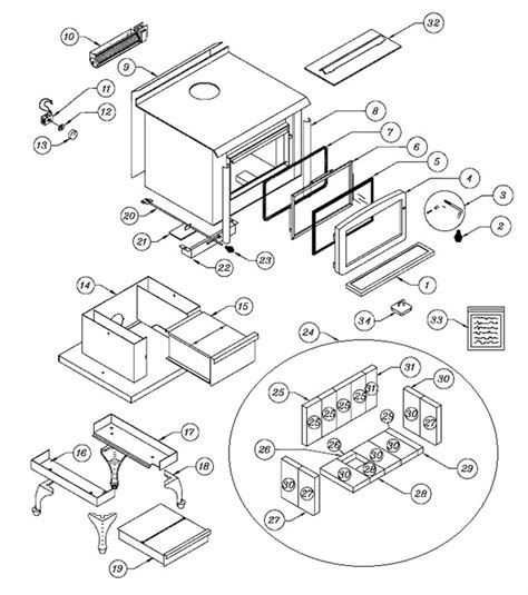osburn 1000 parts diagram select the parts for your