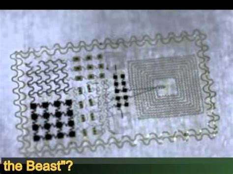 mark of the beast tattoo electronic skin and or possible of the beast