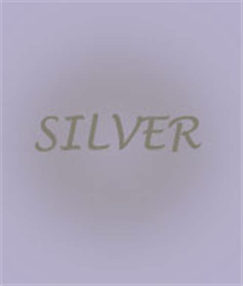 silver color meaning silver aura color meaning