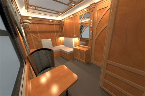 Trains With Cabins by Luxury Rail Accommodation On Board The Golden Eagle Danube
