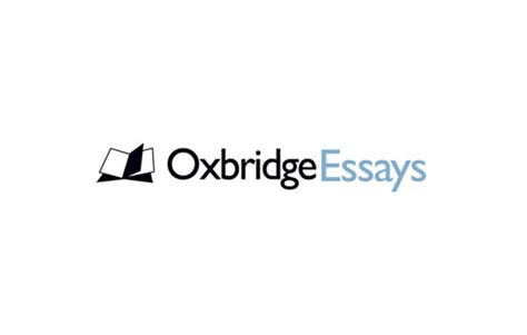 Oxbridge Essays by Torg The Oxbridge Research