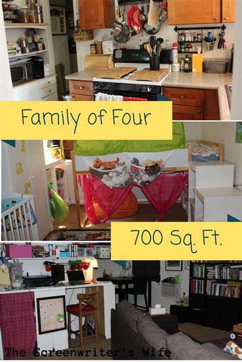 700 sq ft room how our family of 4 lives happily in a 700 sq ft small