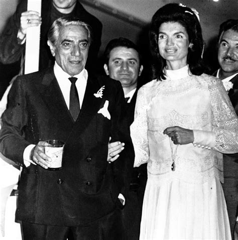 jackie and the relationship of jacqueline and aristotle onassis
